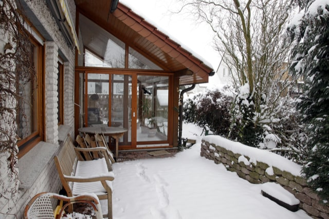 How to Keep Your Conservatory Warm During the Winter Months